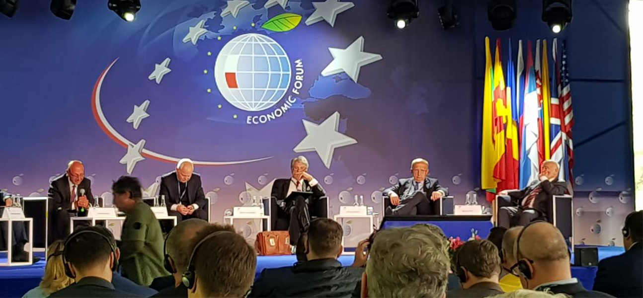 27th Economic Forum in Poland is finished