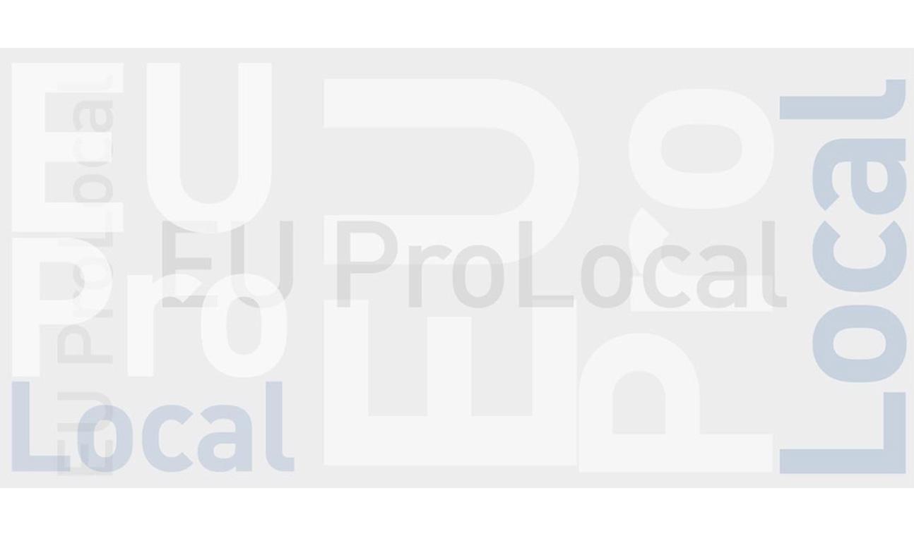 Други позив за подношење пројектних приједлога за додјелу бесповратних средстава - EU PROLOCAL