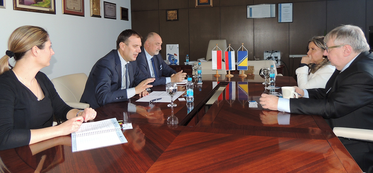 The Embassy of Poland joins the activities of strengthening the economic cooperation between Poland and Srpska