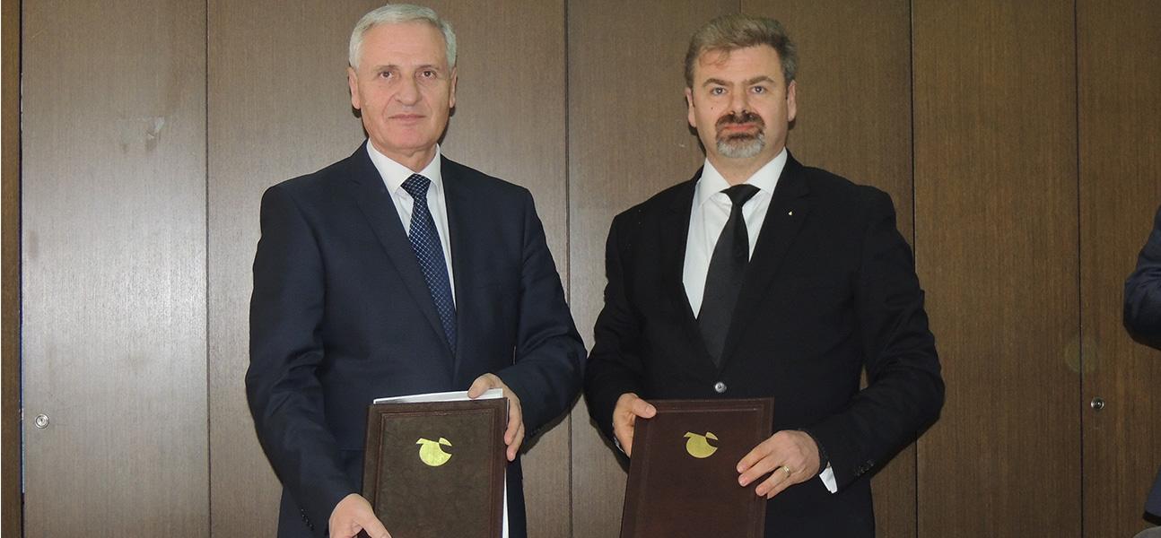 Подручна привредна комора Бања Лука и Привредна комора Дамбовита из Румуније потписале Споразум о сарадњи