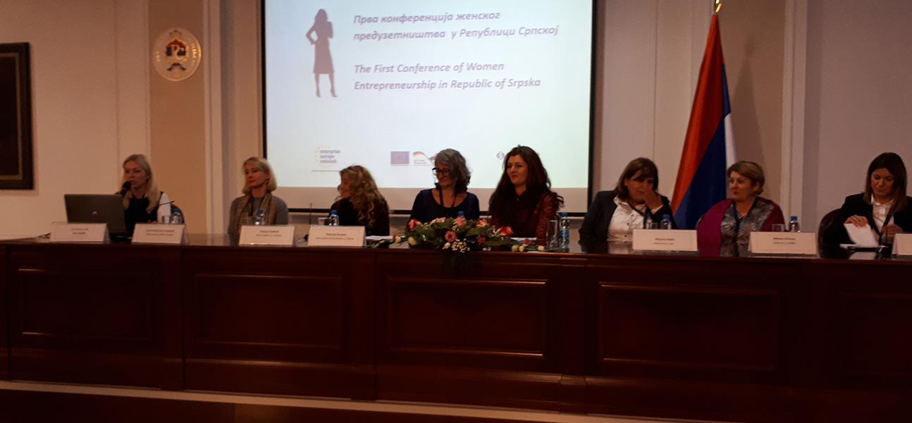 Одржана прва конференција женског предузетништва у Републици Српској